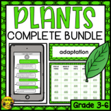 Plants Lessons and Activities Bundle