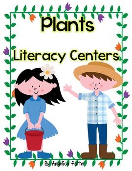 Plants Literacy Centers-Common Core