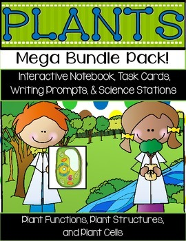 Plants Mega Bundle Pack