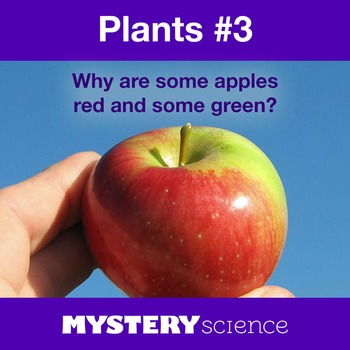 Plants NGSS:Inherited Traits, Apples ❤ BUNDLE:Activity, Reading,Assessment—SALE