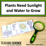 Plants Need Sunlight and Water to Grow 2-LS2-1 and 2-LS2-2