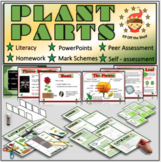 Plants - Anatomy of the Flowering Plant for Middle School Science
