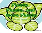 Plants, Plants, and More Plants - A Second Grade SmartBoar