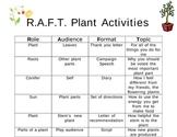 Plants RAFT Activity
