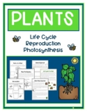Plants-Reproduction, Life Cycle, Photosynthesis-Distance L