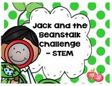 2nd Grade NGSS Plants - STEM Challenge - Jack and the Bean