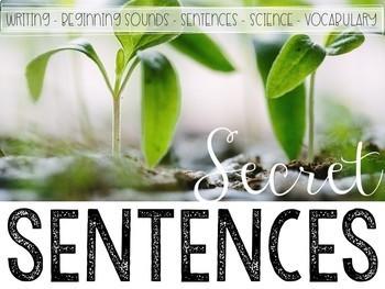 Plants: Science Resources Bundle