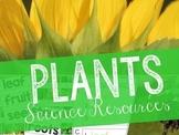 Plants Science Resources Bundle