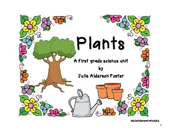 Plants: Science and Writing in First Grade