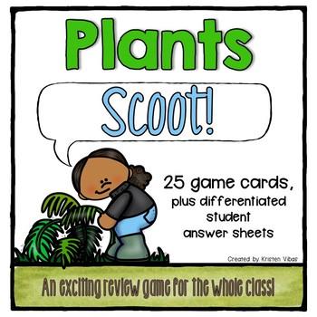 "Plants ""Scoot!"""