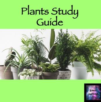 Plants Study Guide