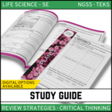 Plants Study Guide - Distance Learning