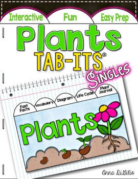 Plants Tab-Its™