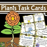 Plants Task Cards- Boom Cards