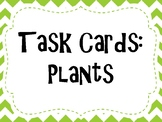 Plants Task Cards (Google Answer Form Link included)