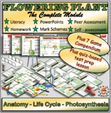 Plants The Complete Middle School Module Plus 7 Games and