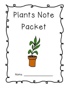 Plants Unit Bundle!