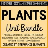Plants Unit Bundle