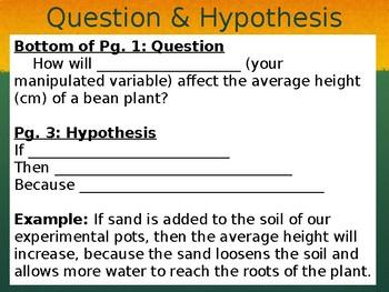 Plants Unit-Middle School Science