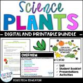 Plant Bundle l Unit, Presentation, and Anchor Charts