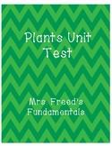 Plants Unit Test