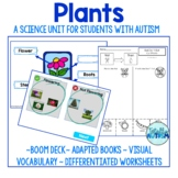Plants Unit for Special Ed