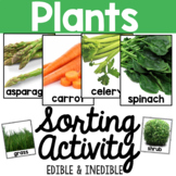 Plants We Eat and Don't Eat