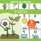 Plants - Write Cut Paste the Room