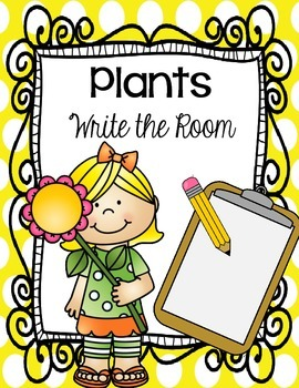 Plants - Write the Room