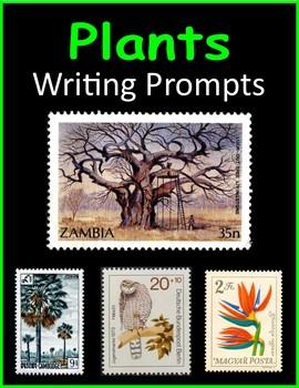Plants - Writing Prompts