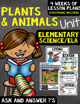 Plants and Animals Unit
