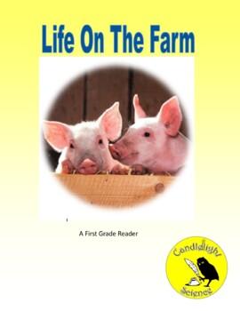 Life on the Farm - Animals Have Needs- Science Leveled Reading Passage Set