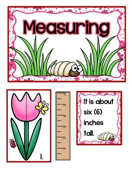 Plants and Animals Math Centers- Common Core Aligned