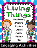 Second Grade NGSS - Living Things