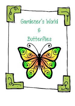 Plants and Butterflies