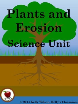 Plants and Erosion Unit (NOT BUNDLE)