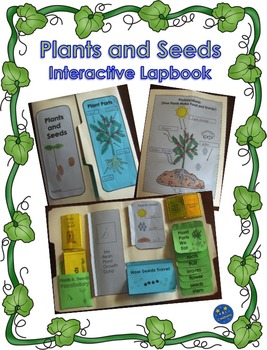 Plants and Seeds Interactive Lapbook