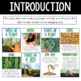 Plants and Seeds Science Interactive Notebook
