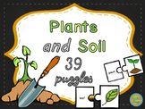 Plants and Soil - 39 Puzzles