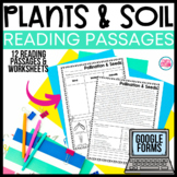 Plants and Their Environment Reading Comprehension Passages