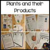 Plants and their products and uses