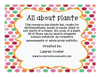 Plants bundle