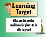 Plants for Food and Fiber Unit Bundle #2