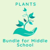 Plants for Middle School