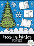 Trees in Winter Booklet