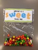 Plastic Baggy Toppers - Student Welcome Gifts