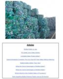 Plastic Bottles Debatable Topic Hyperdoc