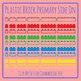 Plastic Bricks (Similar to Lego or Lego Like) Blank Template Graphic Organizer
