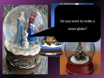 Plastic Cup Snow Globe How-To PPT