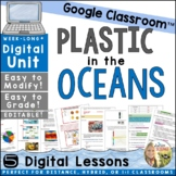 Plastics in the Ocean Distance Learning Lesson
